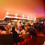 リブハウス オーシャンハウス - 「RIB HOUSE」赤いバルは肉料理☆
