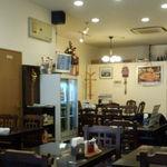 上海料理 飲茶 喬家柵 - 広い店内