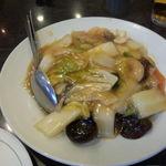 上海料理 飲茶 喬家柵 - 八宝菜