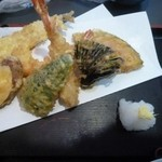 天市 - 天ぷら