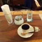レキュム・デ・ジュール - ランチにつくコーヒー