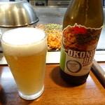 五エ門 - お好み焼き専用ビール