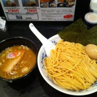 大勝軒 まるいち 大宮店 - 大宮駅東口の大勝軒まるいちで夕食。特製つけめんを注文した。