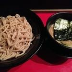 濱家 - つけ麺大盛り@850円