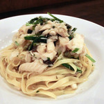 イタリア食堂 Mamma - 白身魚と香り野菜のコラトゥーラ(プリフィックスディナー)