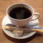 GCI - ホットコーヒー 350円