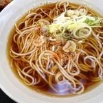 小諸そば - 料理写真:かけ蕎麦