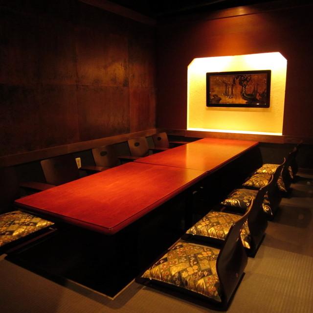 WA-DINNER き - 掘り炬燵の和室