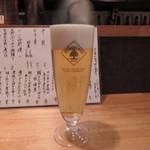 福わらい - 生ビールはハートランド