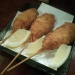 マゴコロ - 広島産カキ串カツ