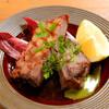 鶴見葡萄酒酒場 - 料理写真:『自家製ハムのグリル』