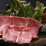 溶岩焼薩摩屋 - 料理写真:新鮮な黒毛和牛の旨みをご堪能ください。