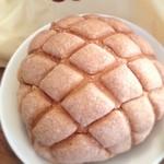 メロンパンファクトリー - 料理写真:プレーンメロンパン