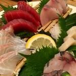 阿波水産 - 料理写真:食べて納得!大満足!お造り阿波♪