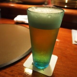 いと賀 - ドリンク写真:生ビール