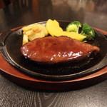 レストランぽてと - 黒毛和牛カメノコウステーキ!赤身の希少部位です。サービス価格でどうぞ!!