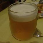 ラガッツォ - 苦味の穏やかなスッキリとした味わいは、ビール党にはたまりません!