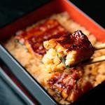 うな菊 - 店内飲食に限りお好みで関西風の焼き方へのアレンジも可能です