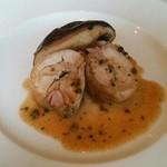 レ・サヴール - 鶏もも肉のコンフィ(lunch)