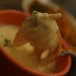 ソプラッチリア - チーズフォンデュ味