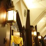 ライオン クラシックホール - クラシカルな雰囲気を持つ宴会場