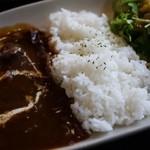 カヤバ珈琲 - 人気のハヤシライス