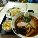 御徒町食堂 - Dec, 10 チャーハンセット780円