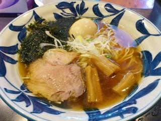 神田 磯野 - 醤油らーめん