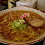 福腹亭 - 料理写真:喜多方ラーメン