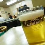 御徒町食堂 - Dec, 10 ビールが苦い