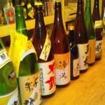 あさくら - 100種類以上の日本酒ラインナップ