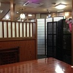 川喜 - 店内の様子