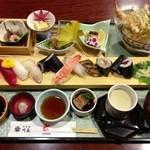 23031525 - 寿司天ぷら