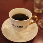 黒猫屋珈琲店 - 覚醒(めざめ)480円。