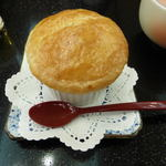 奥州秋保温泉 蘭亭 - 料理写真:焼き物(鱈ときのこのパイグラタン)