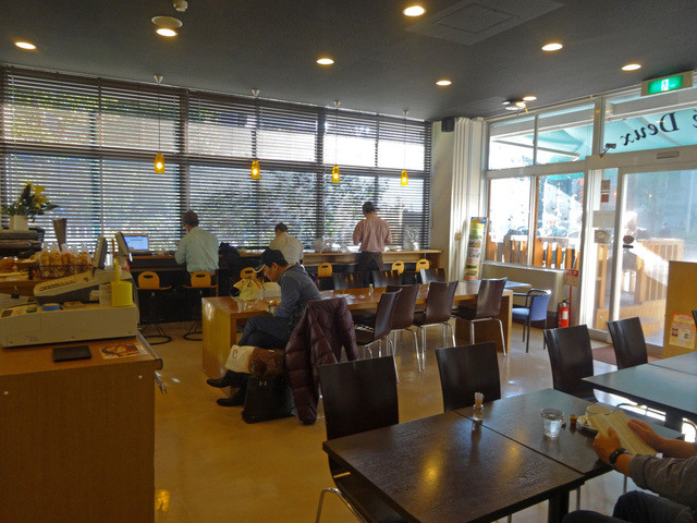 Cafe Deux - それぞれの寛ぎ