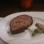 ビストロ横丁 - 牛ハラミのパテ