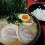 丸子家 - まあ美味そう♪(特丸子醤油)