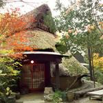 23037078 - 古色趣のある竪穴式風住居の店舗