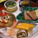 日本料理 つる家  - 八寸