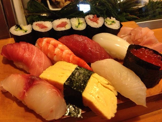 徳寿司 サンケン通り店