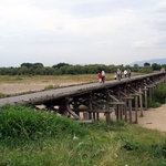 2304358 - 八幡の流れ橋