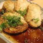旬菜ゆるり - カマンベールチーズのこんがり焼き
