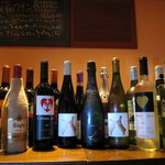 バルガモ - ワインはスペイン産のみ70種類以上揃えています!
