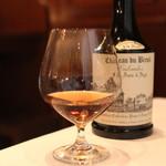 レストラン マノワ - Chateau du Breuil  Calvados 15 Ans d'Age  (2013/12)
