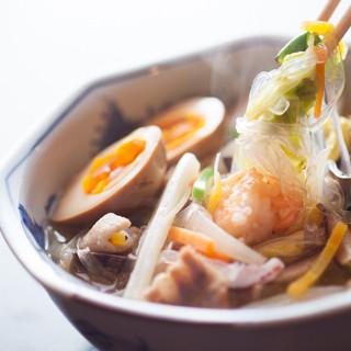 ‹麺・飯›熊本名物タイピーエン