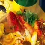 魚河岸 魚◯本店 - 素材の味がぎゅっと詰まっています