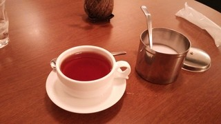 cafe juju - 紅茶♪
