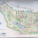 みそラーメンさつき - 明石城跡地図