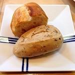23049057 - ディナーメルシーコース(5000円) パン